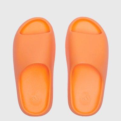 Сланцы Yeezy Slide Enflame Orange