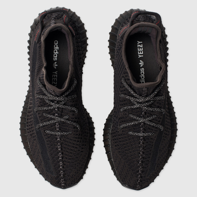 Кроссовки Yeezy Boost 350 V2 Black-Static