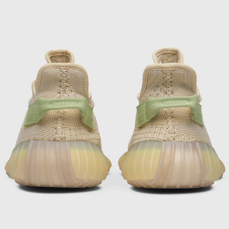 Кроссовки Adidas Yeezy Boost 350 V2 Flax