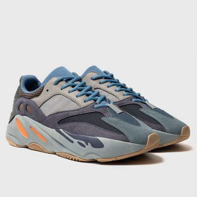 Кроссовки Adidas Originals Yeezy Boost 700 Carbon Blue